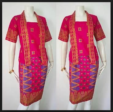 32+ Desain Model Baju Batik Kerja Wanita Terbaru 2020 ...