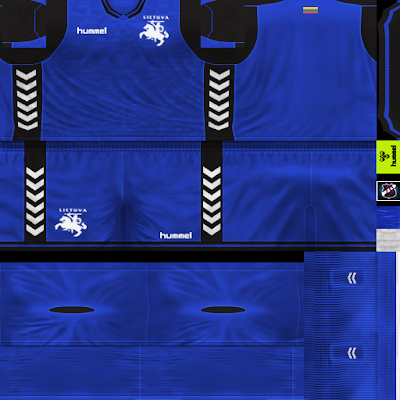 PES 6 Kits Kosovo National Team Season 2018/2019 by JeremySvr