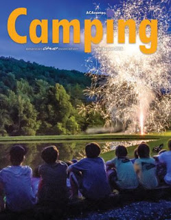 Camping Magazine-July/August 2016