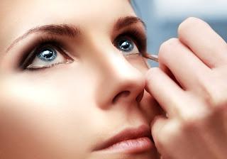 como maquillar los ojos segun su forma