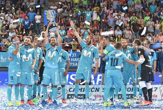 ... en un sueño que todavía sigue vivo hoy día y que ha hecho de Movistar  Inter el mejor club de fútbol sala de España y uno de los mejores del mundo. 43e1eb6d4