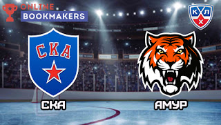 Амур – СКА прямая трансляция онлайн 27/12 в 12:30 по МСК.