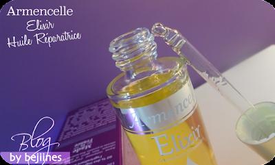 Armencelle - L'huile Réparatrice