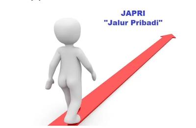 Pengertian dari Japri Bahasa Gaul Sehari-hari