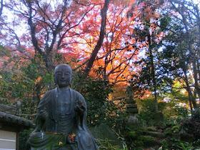 瑞泉寺の紅葉