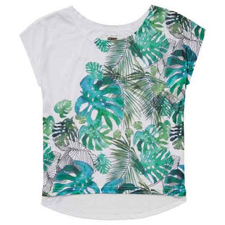 Camiseta tropical Rituals