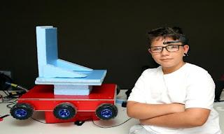 Zihin Gücüyle Giden Araç Tasarlayan Türk Çocuk