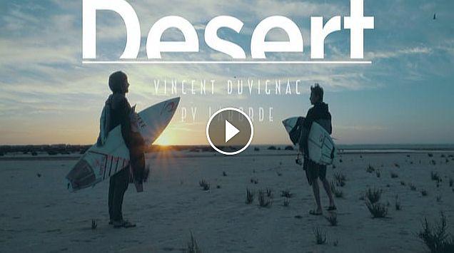 DESERT - Vincent DUVIGNAC PV LABORDE