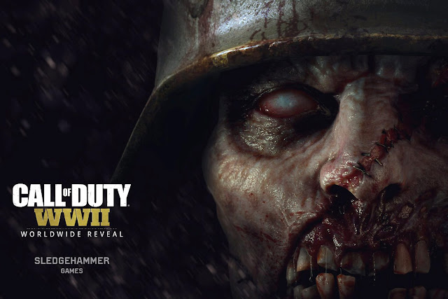 call of duty world war 2 nazi zombies