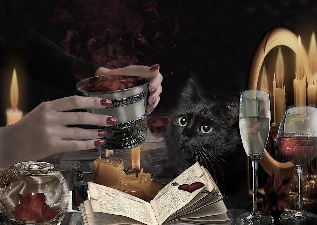 La práctica de Brujeria