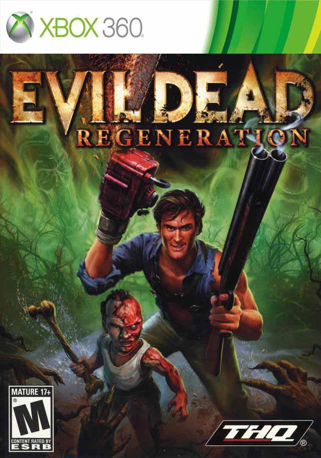 Baixando Torrent Grátis: Evil Dead: Regeneration (JTAG/RGH) Xbox 360 ...