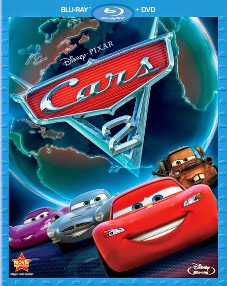 Cars 2 2011 Hindi Dual Audio BRRip 720p 850mb https://world4ufree.ws