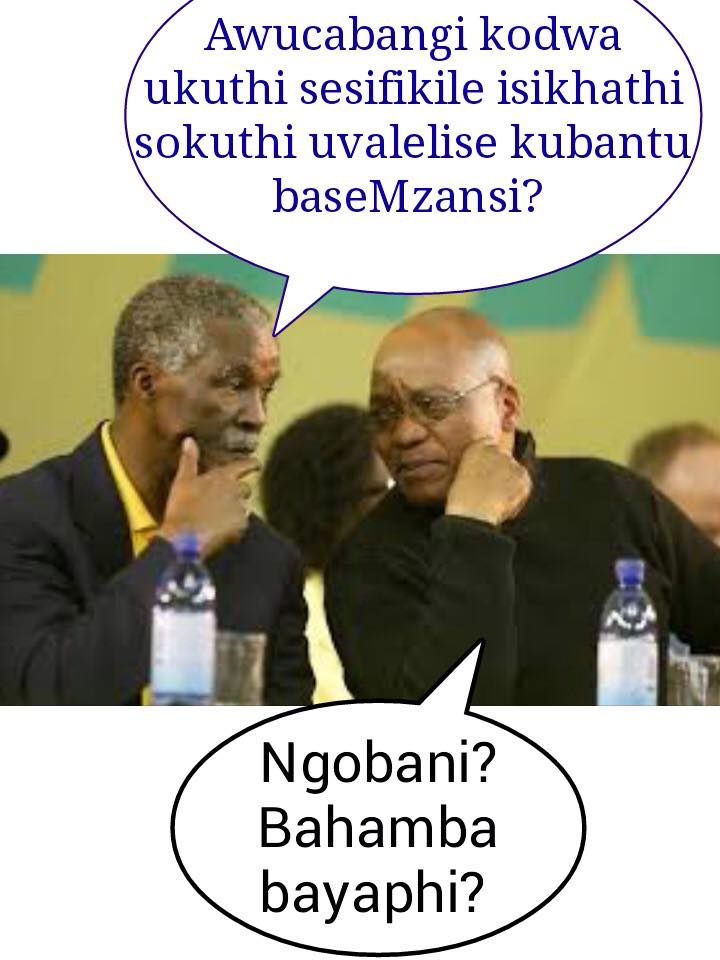 Zulu Jokes