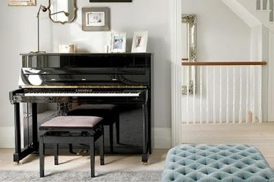Chọn đàn piano điện nhỏ gọn cho phòng có diện tích nhỏ
