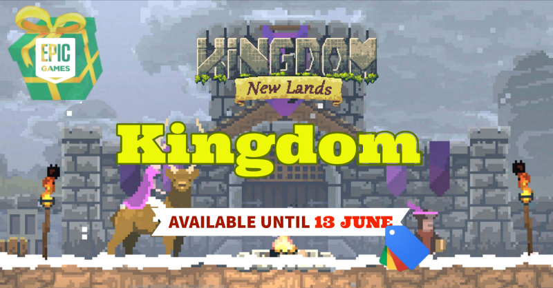 Giveaway: Kingdom: New Lands Available for Free – Until June 13