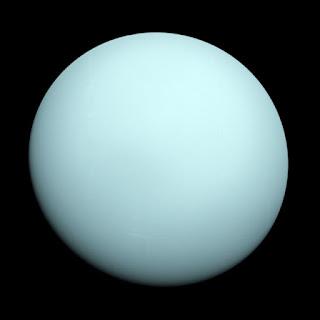 ciri khas planet uranus