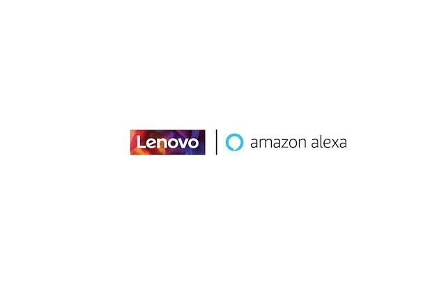 Lenovo + Alexa