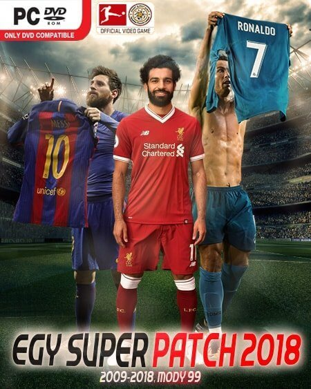 EGY Super Patch PES 2018