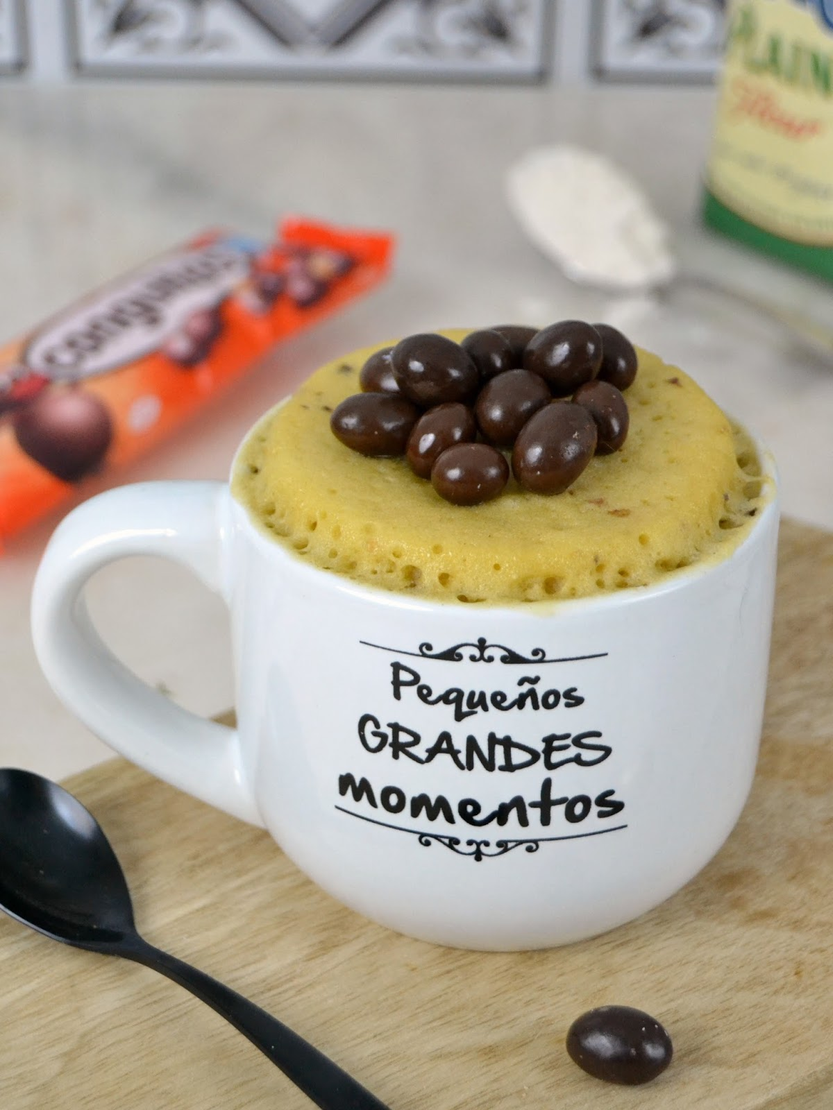 Mug Cake No Egg Recipe
