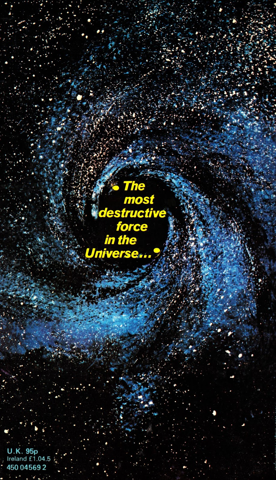 STARLOGGED - GEEK MEDIA AGAIN: 1979: THE BLACK HOLE Movie ...