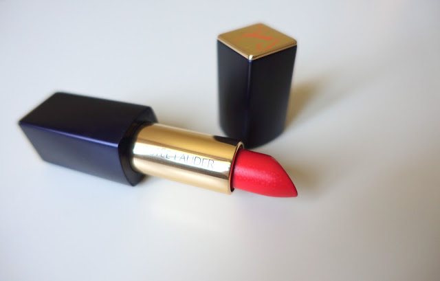 estee lauder kendall jenner lipstick restless swatch swatches