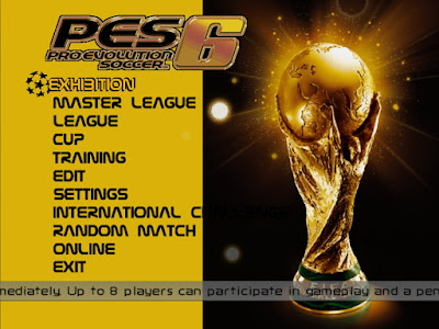 PES 6 World Cup History 1908-2014