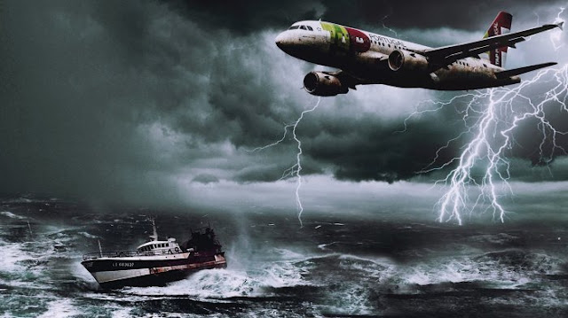 Misteri Ganasnya Segitiga Bermuda dan Mitosnya yang Belum Terpecahkan