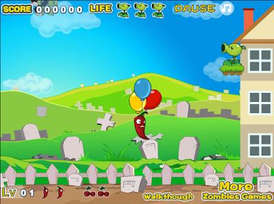憤怒的僵屍中文版,有趣又刺激的防守遊戲!