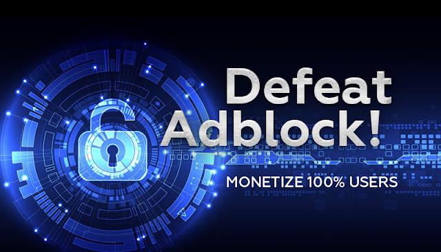 Plugin Anti-block Terbaru dari AdNow untuk Menjaga Penghasilan Periklanan Blog
