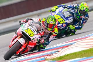 MotoGP Malaysia 2016: Rossi dan Crutchlow Sama-Sama Bidik Podium
