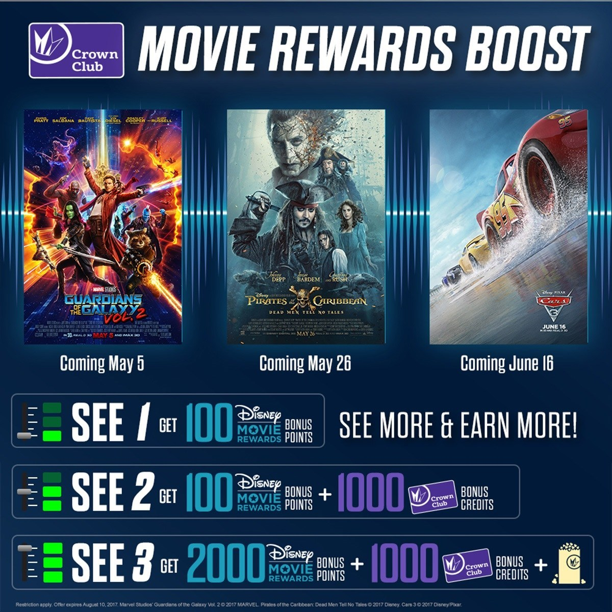 Regal Gives You a Boost This Summer with Disney Movie ...