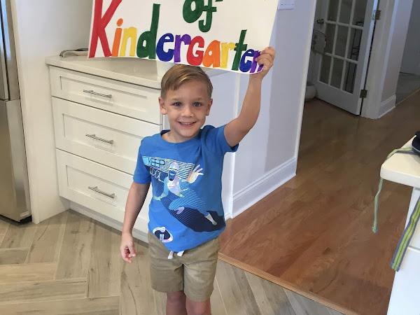 Tommy and Kindergarten