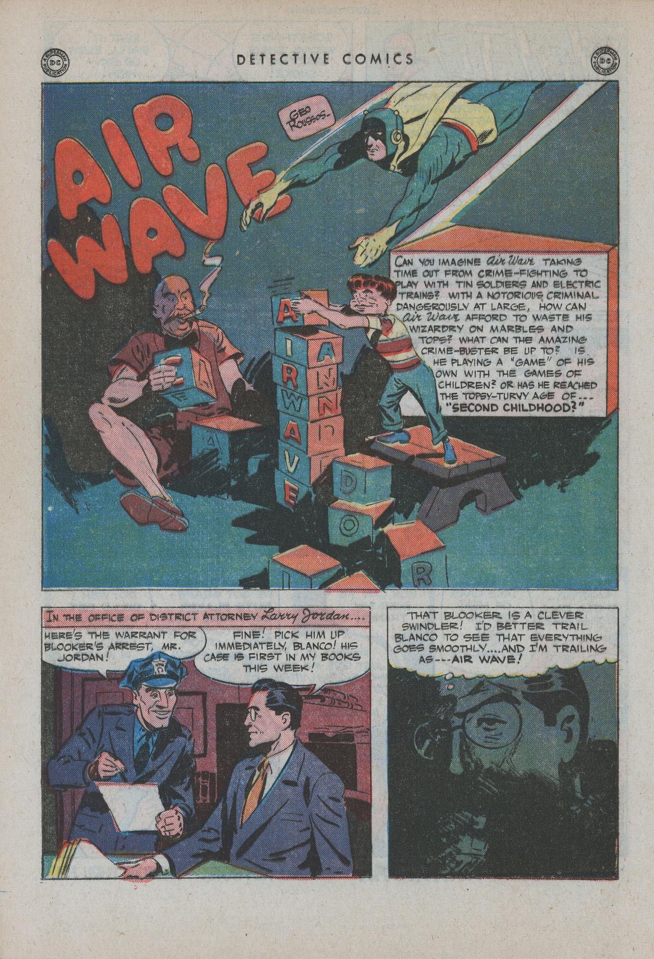 Read online Detective Comics (1937) comic -  Issue #108 - 24