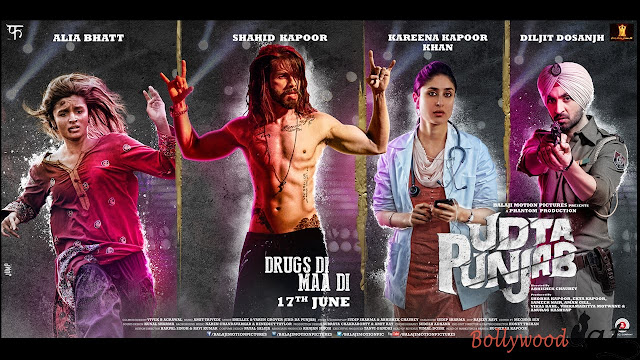Udta Punjab trailer Released, Watch Trailer Here