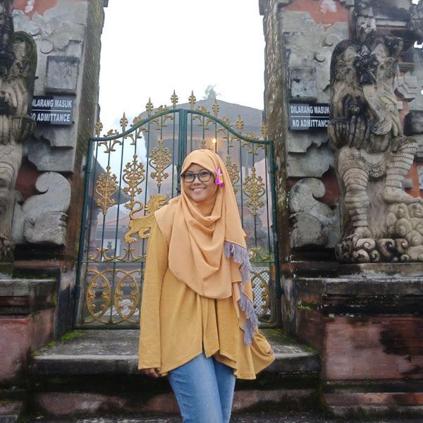 Akhirnya Selfito Ergo Sum di Bali