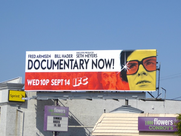 Documentary Now season 2 billboard