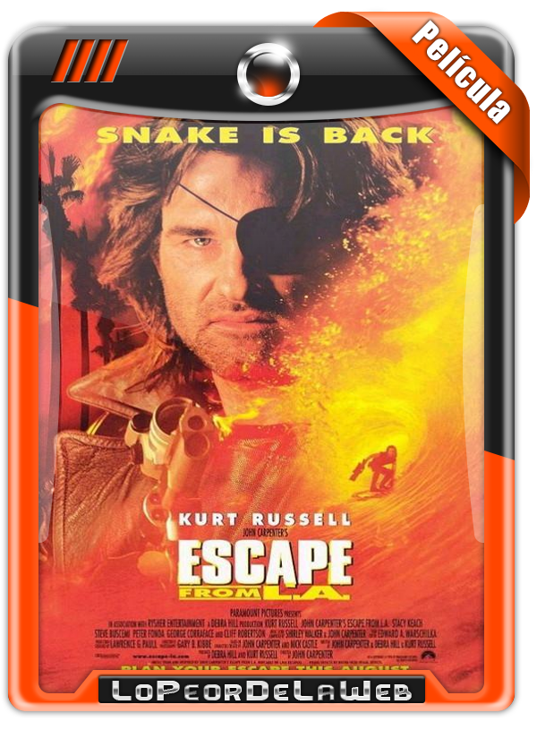 John Carpenter's: Escape From L.A. (1996) 720p H264 Dua