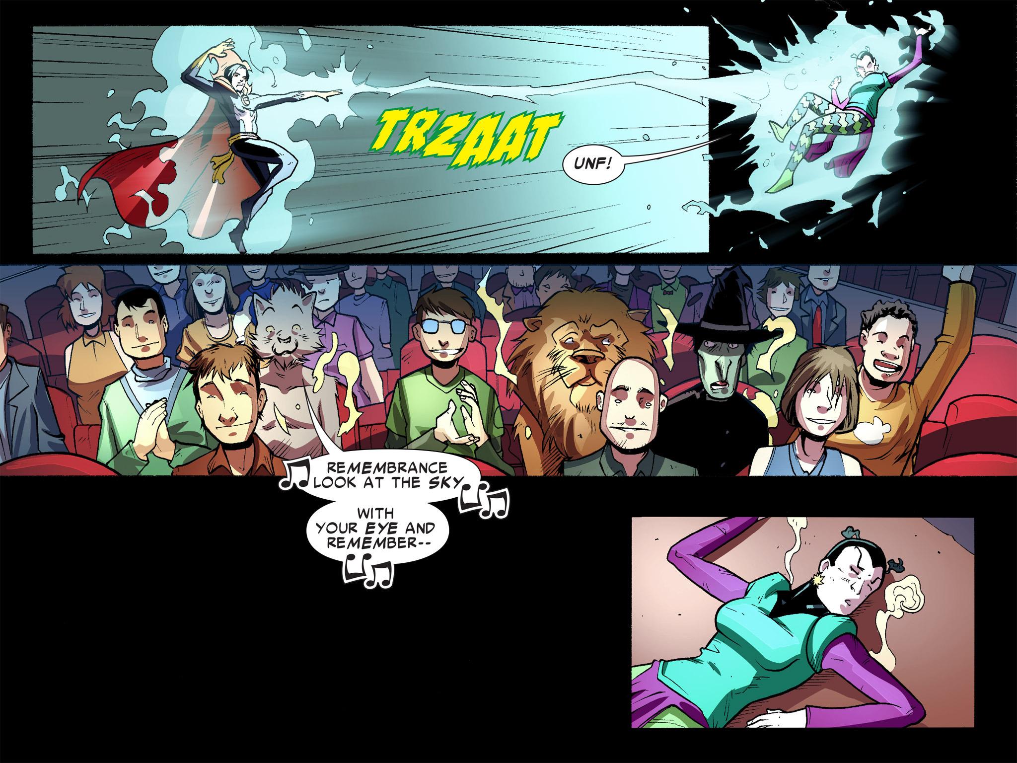 Read online Ultimate Spider-Man (Infinite Comics) (2016) comic -  Issue #10 - 55
