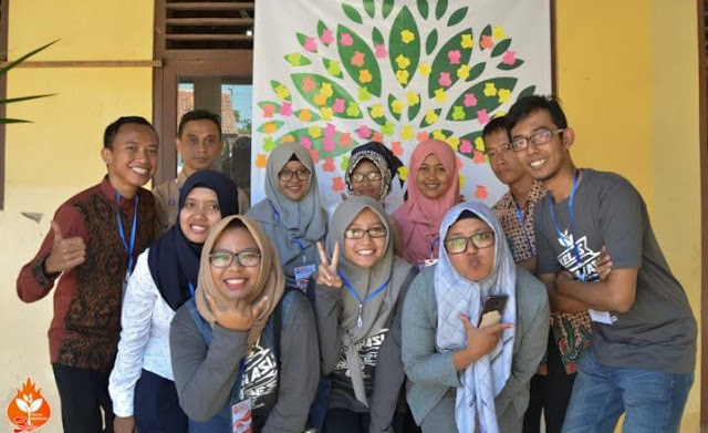Kakak-kakak Relawan Kece Kelas Inspirasi Brebes #3 SDN Kalipucang