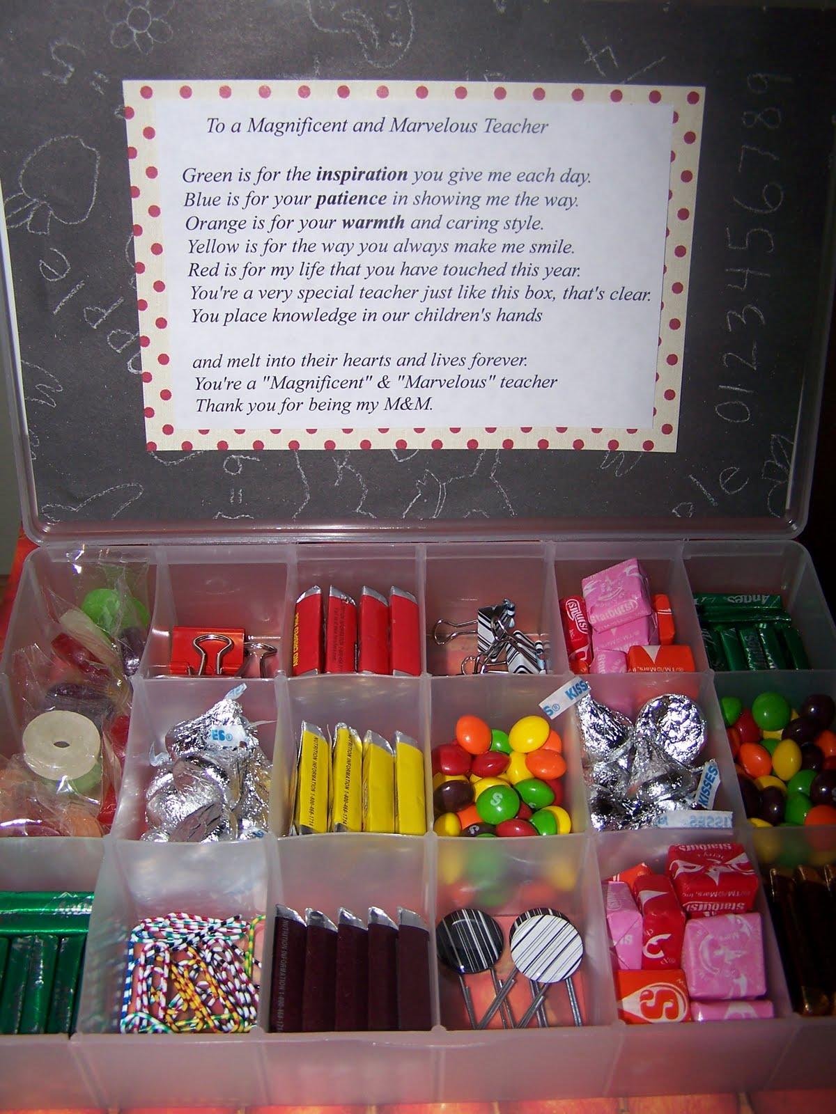 Cute Gift Ideas With Candy Eskayalitim