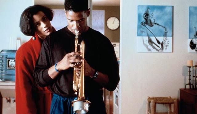 Spike Lee's Mo' Better Blues, Denzel Washington