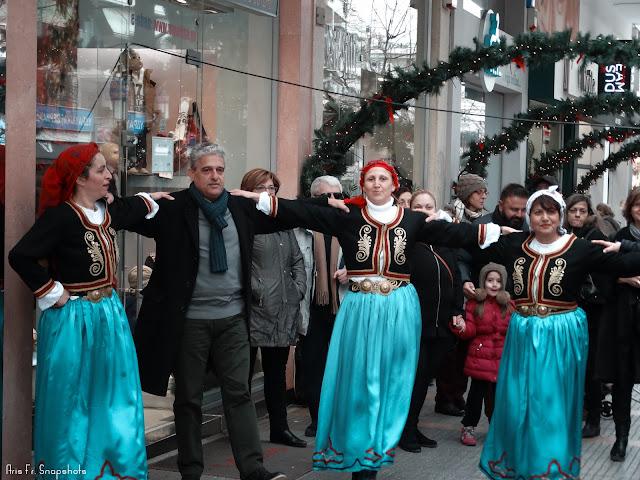 Γιορτινή έκπληξη στην Λαμπράκη