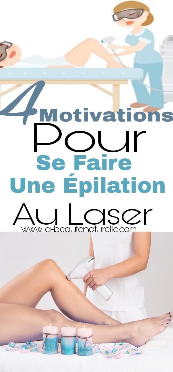 4 motivations pour se faire une épilation au laser