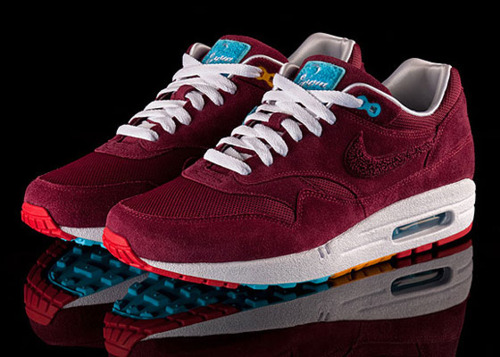 edf6a04ced8d52 Nike Air Max 1 Premium Patta X Parra Cherrywood leoncamier.co.uk
