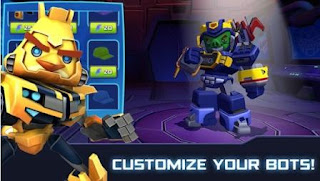 Download Angry Birds Transformers Update v1.36.5 Mod Apk+Data (Unlimited Coins)