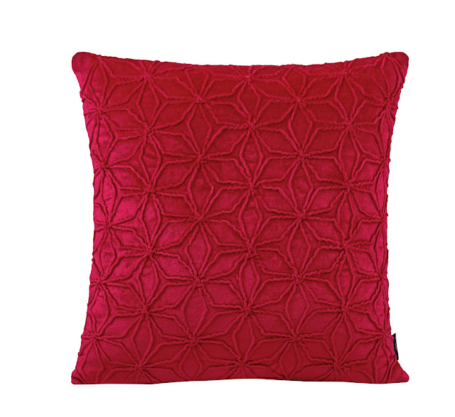 8530_Adileh Double Needle Peony Pink Velvet Cushion-rs 2000