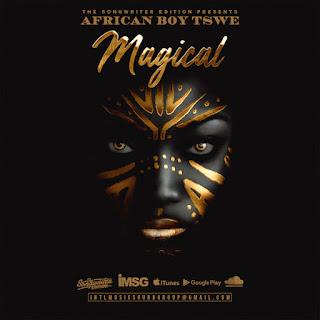 African Boy Tswe - MAGICAL
