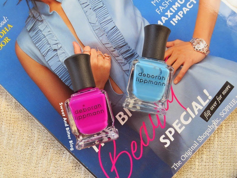 deborah lippmann Between the Sheets On the Beach India
