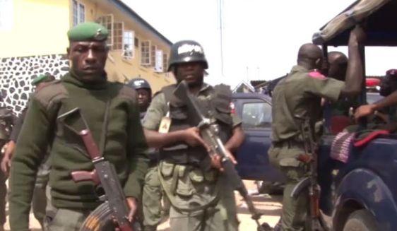 Image result for gunmen kill policeman in delta state