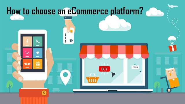 How to choose an eCommerce platform?